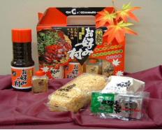 広島風お好み焼き「お好み村材料セット」